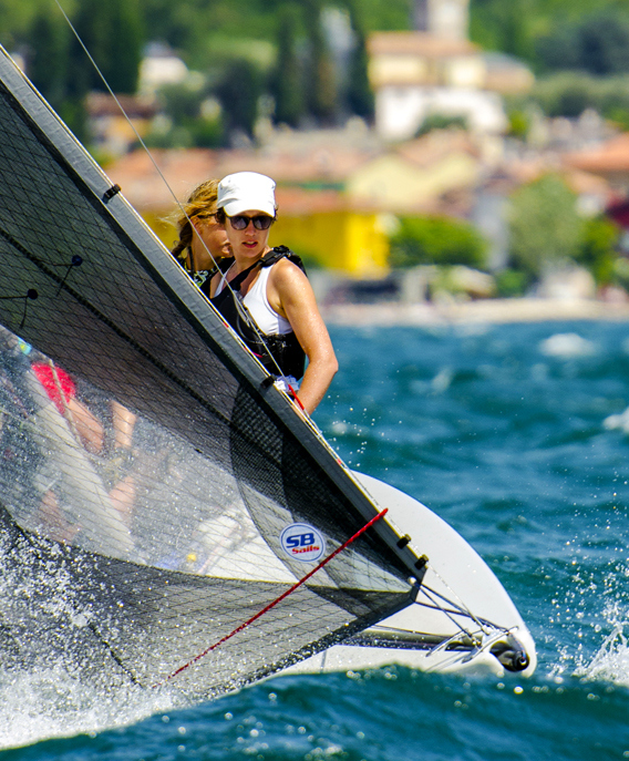 Windsurf on Lake Garda